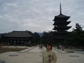 奈良興福寺直ちゃん