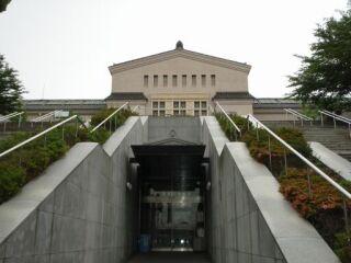 大阪市立美術館20110607国展