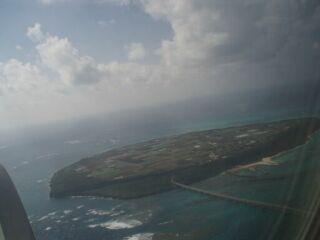 20100119上空来間島