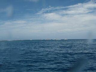 20110616ダイビングボート過密
