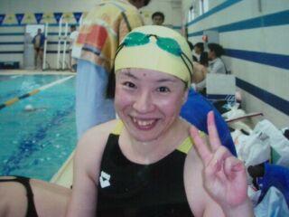 2010直美・イトマン大会笑顔