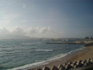 20110719名護の海の波