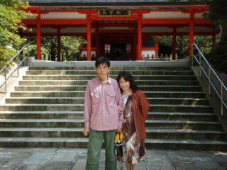 2008.09.24高野山ふたり