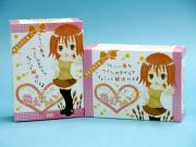 アキバで「萌えチョコ」販売-「萌え市場」初の花粉症対策商品