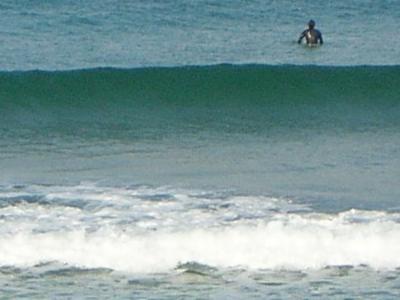 一月良い波2