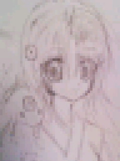 葛姫(ラフ・モザイク入り)