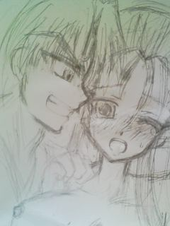 蛮骨×帝(花魁)