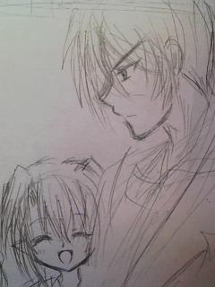 博雅と奈菰瑠