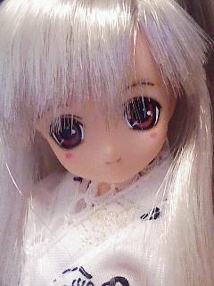 髑髏姫(銀髪ひめの)