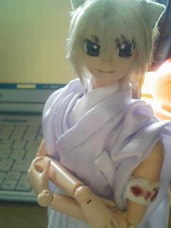 蒼龍「俺、実際に怪我してねェぜ?当たり前だけどさ・・・」