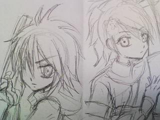 鬼助&百姫