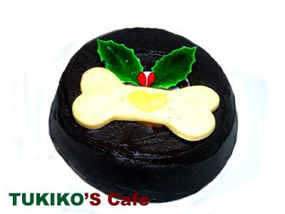 犬用クリスマスケーキレシピ2010