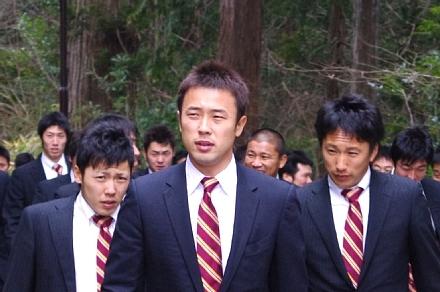 $楽天イーグルスを熱く応援する-狗鷲魂-内村選手・鉄平選手・永井選手