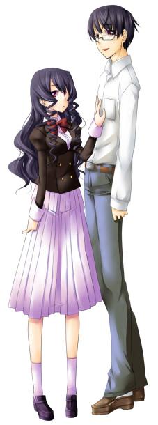 蒼弥さんと神楽さん