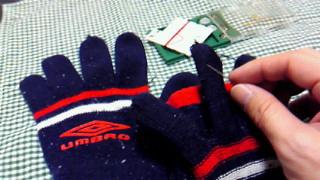手袋の修理01