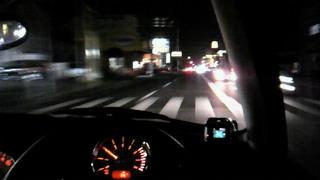夜のドライブ01