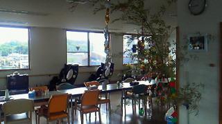 診療所の七夕2010