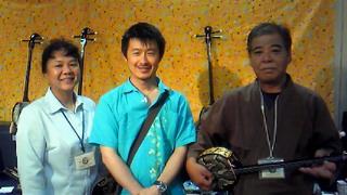 沖縄物産展2010照屋さんと