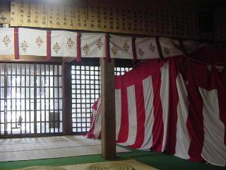 旧拝殿中3