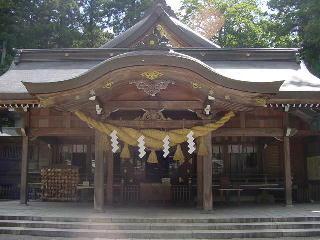 白山比神社