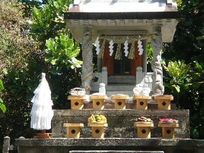 テニアン神社2