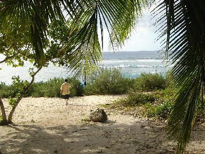 星の砂海岸1