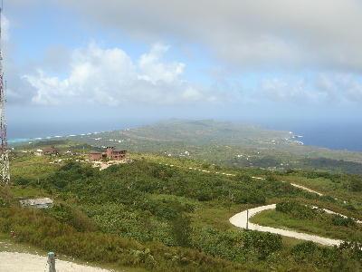 タポチョ山3