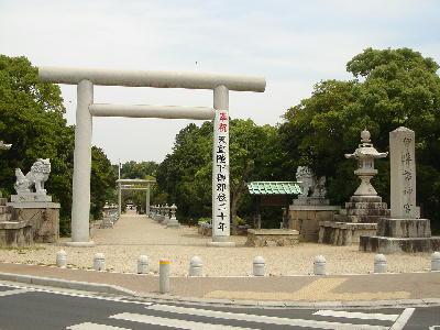 伊弉諾神宮1