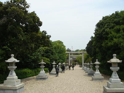 伊弉諾神宮4