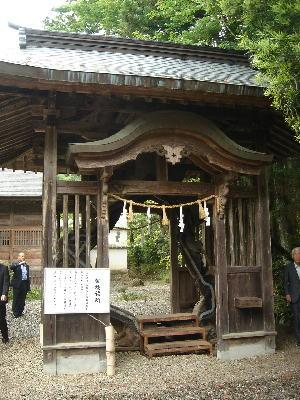 土佐神社82