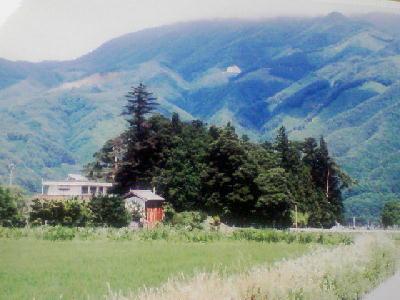 洲原神社1