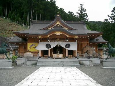 丹生川上神社(上社)