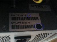 TX70L 新型電源BOXラベル