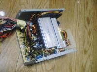 TX70L 電源BOXカバーはずした様子。