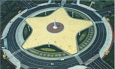 星海広場。