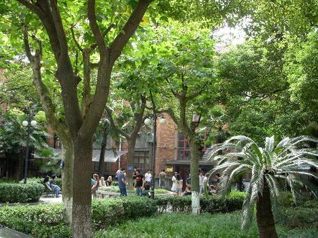 東華大学留学生校舎