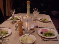 夕食1日目
