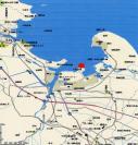 港まつり2006 赤石地区地図1