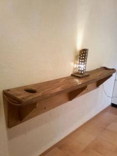 お琴のカウンターテーブル