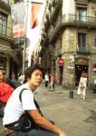 Jiro in Barcelona