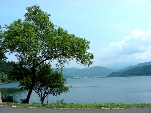 余呉湖 021