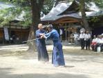 奉納武道 剣道