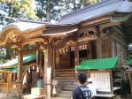 平泉 白山神社