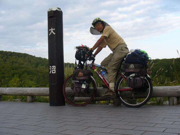 八甲田アスピーテライン大沼