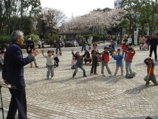 mini自由演奏会in若葉台2008_08