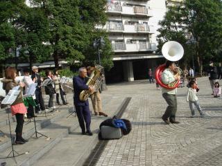 mini自由演奏会in若葉台2008_11