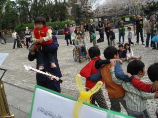 mini自由演奏会in若葉台2008_12