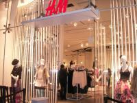 H&M日本進出!