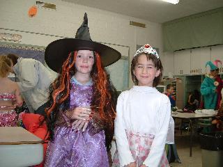 妖精と魔女