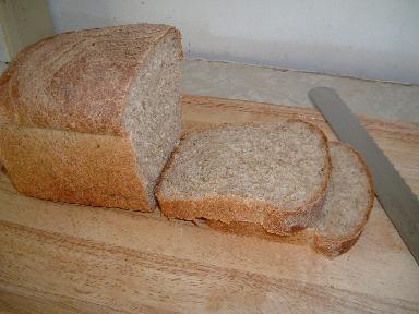 もらったパン09202007